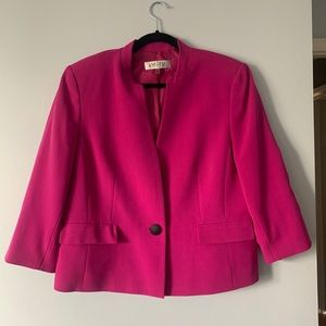 Kasper classic blazer jacket